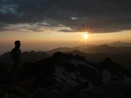 Gipfel Monte Rotondo
